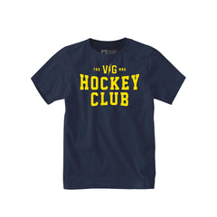 Hockey Club Kids Tee -  - Kid's T-Shirts - Violent Gentlemen