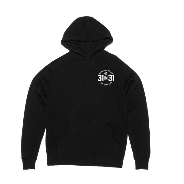 31 in 31 Heavyweight Pullover Hood -  - Men's Fleece Tops - Violent Gentlemen