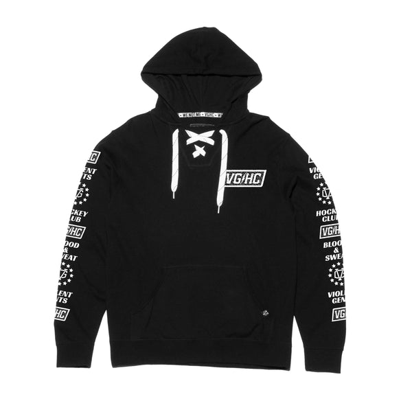 Blood & Sweat Enforcer Pullover Hood -  - Men's Fleece Tops - Violent Gentlemen