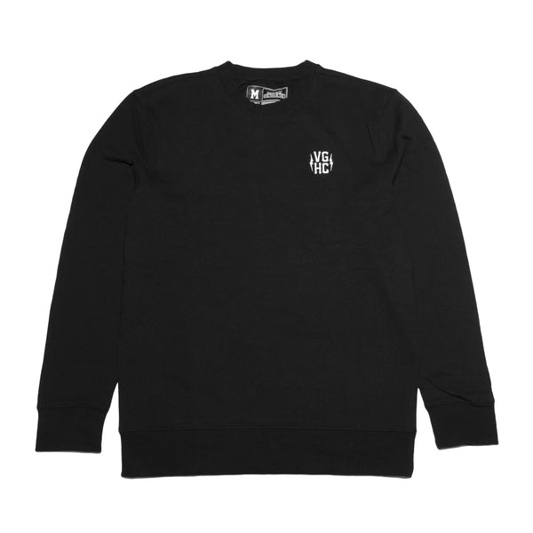 Bolts Crew Neck -  - Men's Fleece Tops - Violent Gentlemen