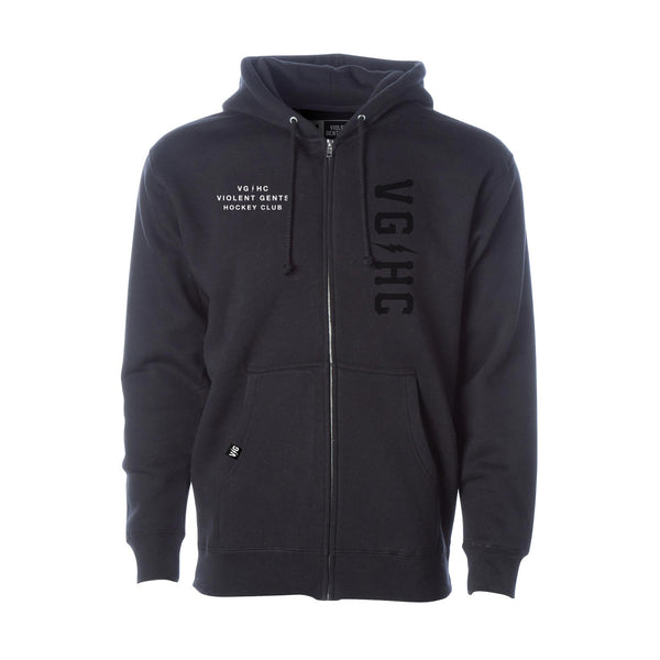 Origin Heavyweight Zip Hood -  - Men's Fleece Tops - Violent Gentlemen
