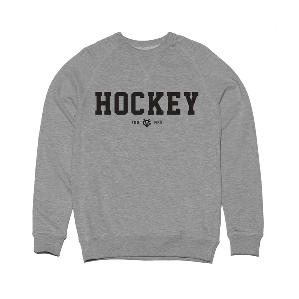 Hockey Crew Neck -  - Men's Fleece Tops - Violent Gentlemen