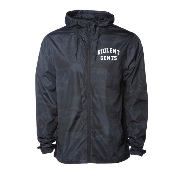 Arch Windbreaker Jacket -  - Men's Jackets - Violent Gentlemen