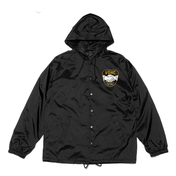 Respect Coaches Jacket -  - Men's Jackets - Violent Gentlemen