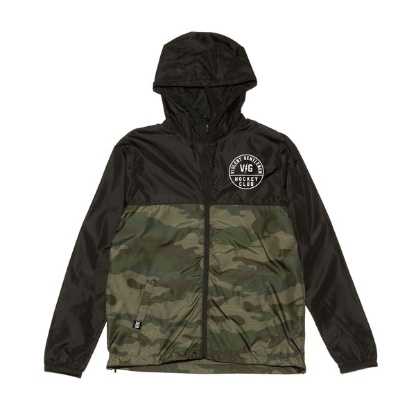 Triumph Windbreaker Jacket - Camo - Men's Jackets - Violent Gentlemen