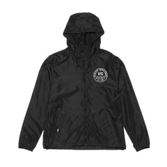 Triumph Windbreaker Jacket - Black - Men's Jackets - Violent Gentlemen
