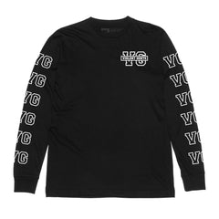 New Direction Long Sleeve Tee -  - Men's Long Sleeve T-Shirts - Violent Gentlemen