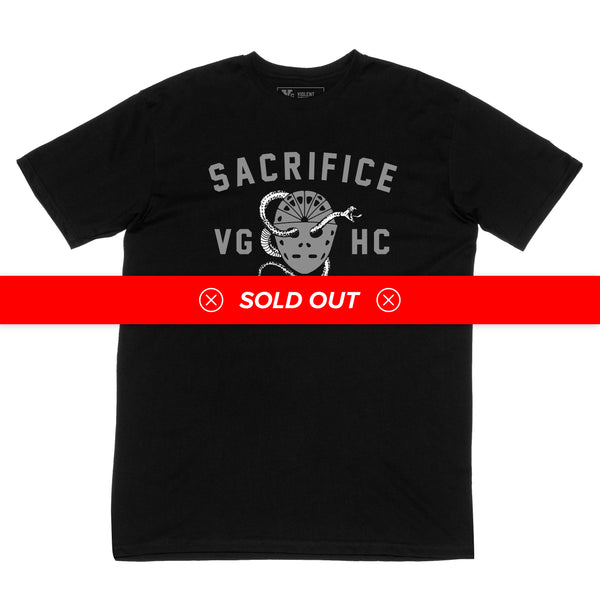 Sacrifice Heavyweight Tee -  - Men's T-Shirts - Violent Gentlemen