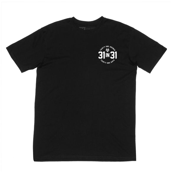 31 in 31 Heavyweight Tee -  - Men's T-Shirts - Violent Gentlemen