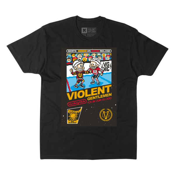 8-Bit Tee -  - Men's T-Shirts - Violent Gentlemen