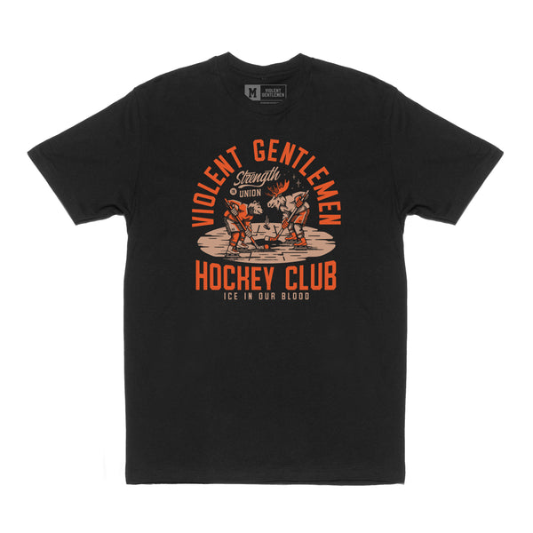 Bear Down Tee -  - Men's T-Shirts - Violent Gentlemen