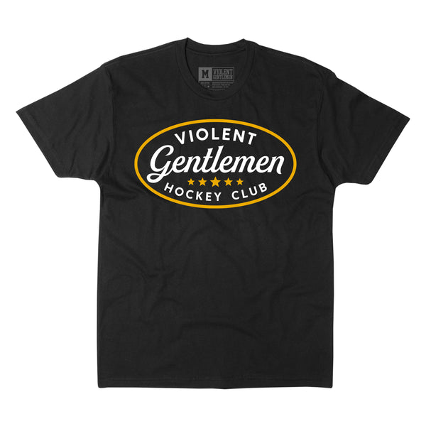 The Five Star Tee -  - Men's T-Shirts - Violent Gentlemen