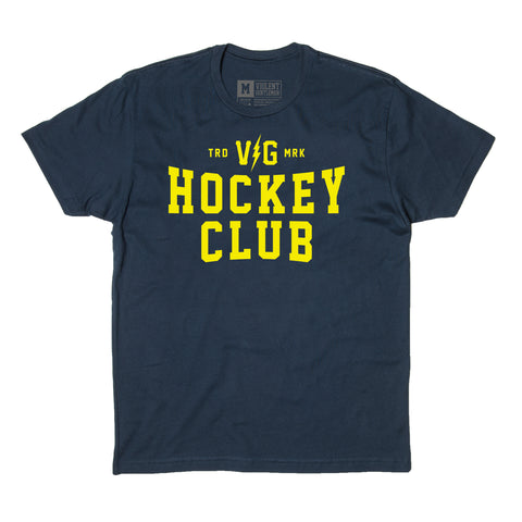Hockey Club Tee -  - Men's T-Shirts - Violent Gentlemen