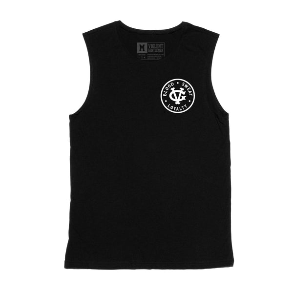 Perseverance Sleeveless Tee -  - Men's Tank Tops - Violent Gentlemen