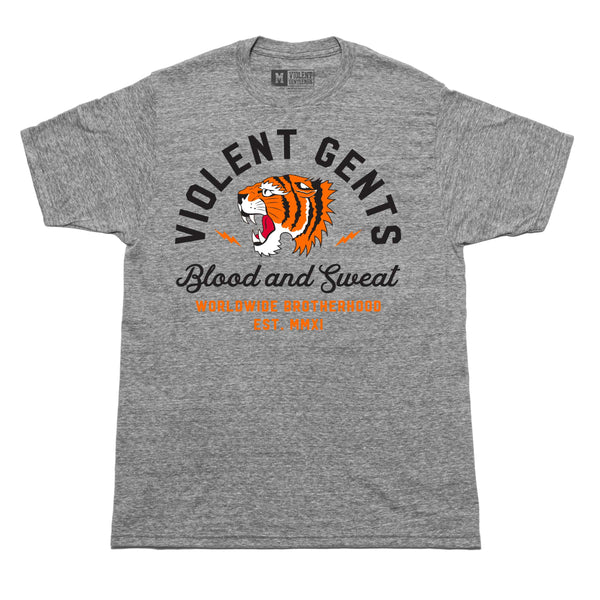 Tiger Tee -  - Men's T-Shirts - Violent Gentlemen