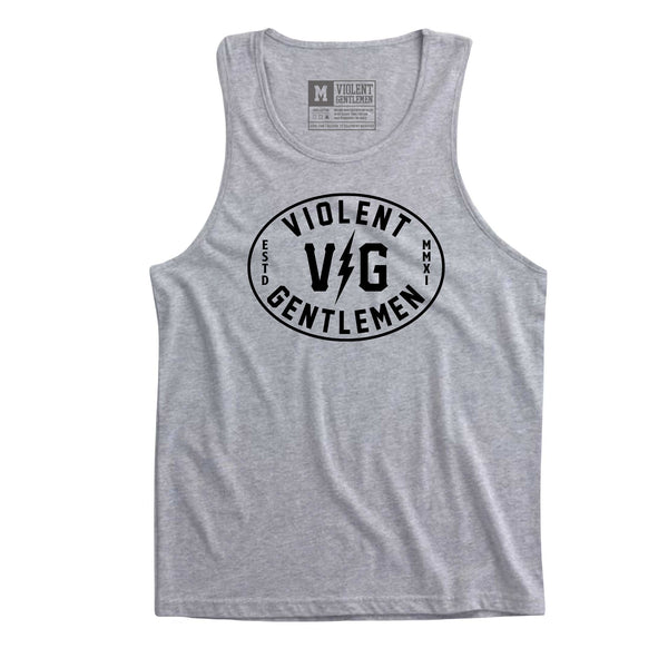 Bold Tank Top -  - Men's Tank Tops - Violent Gentlemen