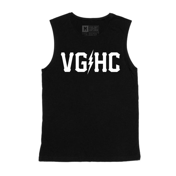 Bolt Club Sleeveless Tee -  - Men's Tank Tops - Violent Gentlemen