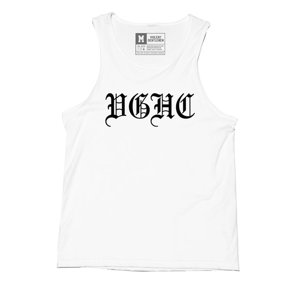English Tank Top -  - Men's Tank Tops - Violent Gentlemen