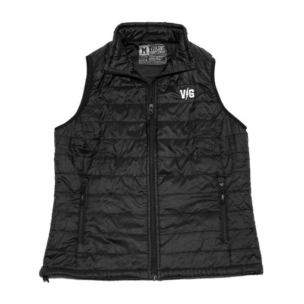 Porter Womens Vest -  - Women's Jacket - Violent Gentlemen