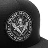 Reaper Snapback -  - Accessories Hats - Violent Gentlemen