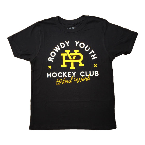 Rowdy Work Youth Tee