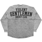 Bolts Spirit Jersey -  - Men's Long Sleeve T-Shirt - Violent Gentlemen