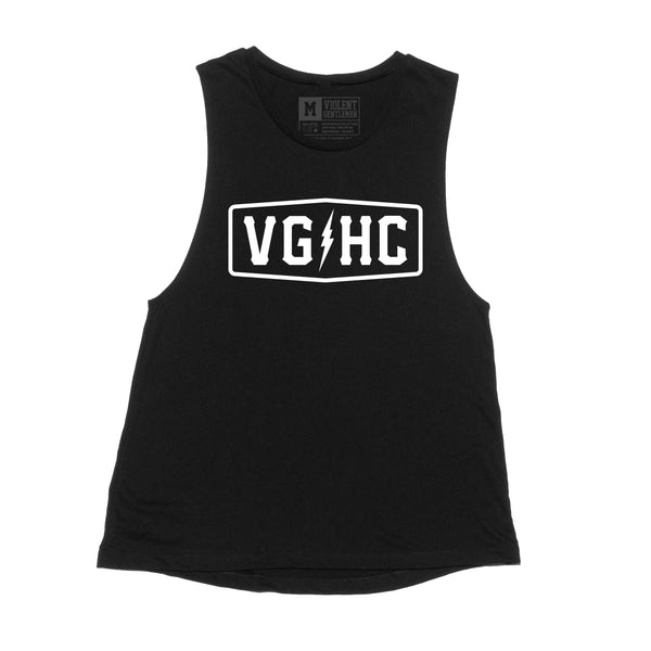 Stealth Womens Sleeveless Tee -  - Women's Racerbacks - Violent Gentlemen