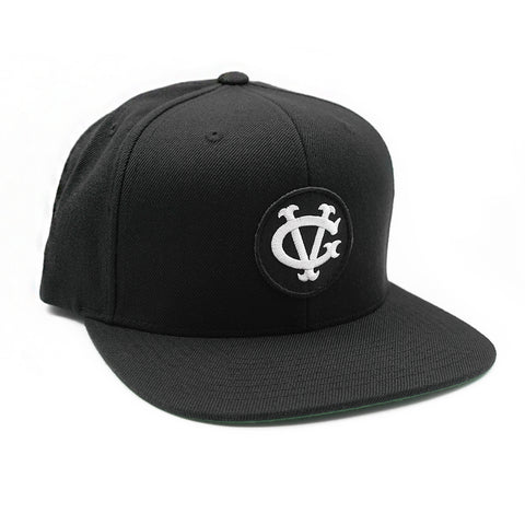 Winger Snapback - Black - Accessories Hats - Violent Gentlemen
