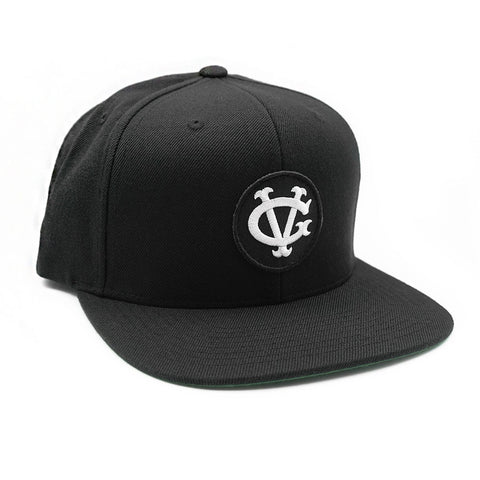 Winger Snapback - Black - Hats - Violent Gentlemen