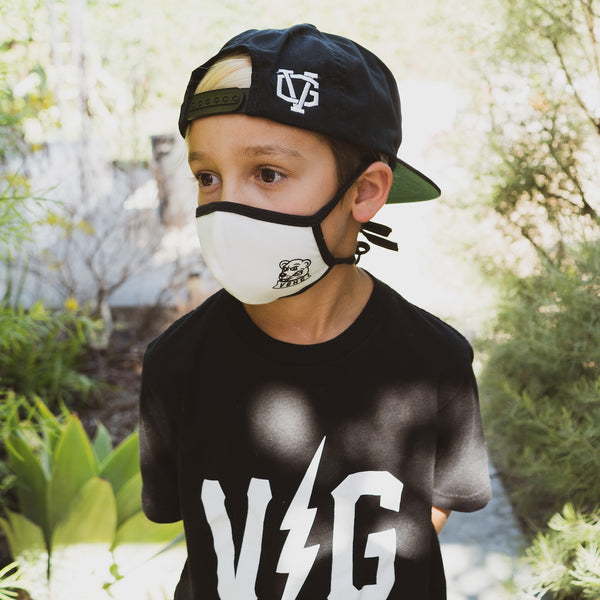 Polar Ron Kids Face Mask -  - Accessories - Violent Gentlemen