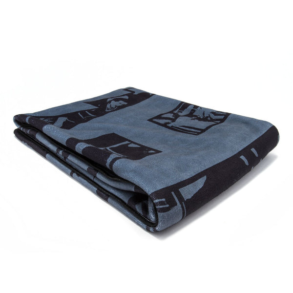 Brawl Beach Towel - One Size - Accessories - Violent Gentlemen