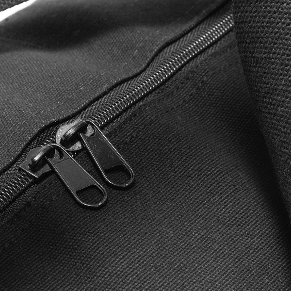 Standard Issue Shoulder Duffle Bag - Black - Accessories - Violent Gentlemen