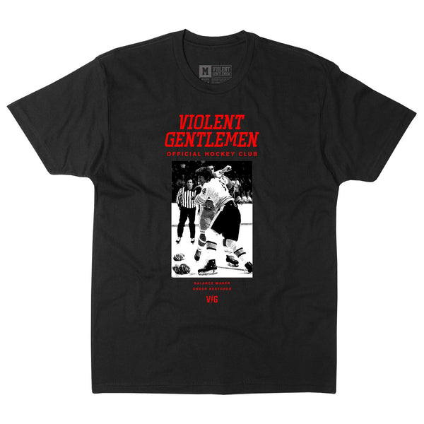 Restore Tee - Black - Men's T-Shirts - Violent Gentlemen
