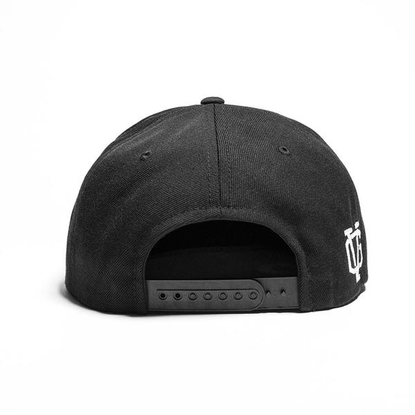 Protection Agency Snapback - Black - Hats - Violent Gentlemen