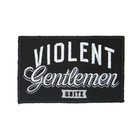 Unite Patch - Black - Accessories - Violent Gentlemen