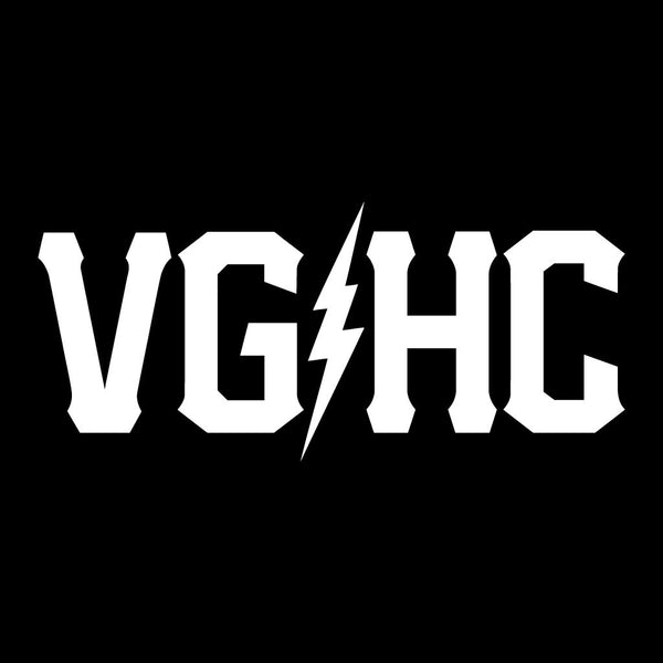VGHC Die Cut Sticker - white - Accessories - Violent Gentlemen