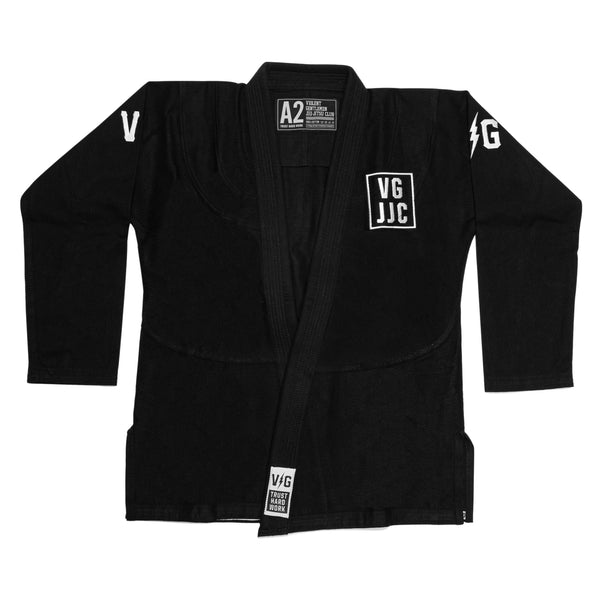 VGJJC Black Gi -  - Jerseys - Violent Gentlemen