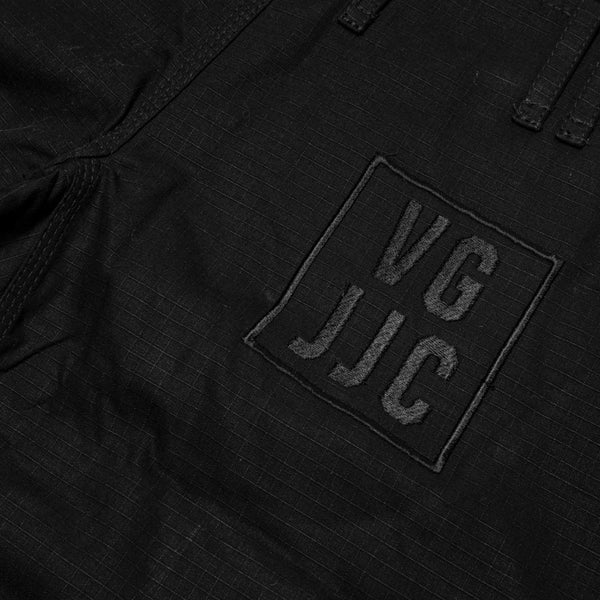 VGJJC Black Gi Limited Edition -  - Jerseys - Violent Gentlemen