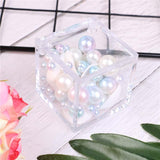 Transparent acrylic candy gift box