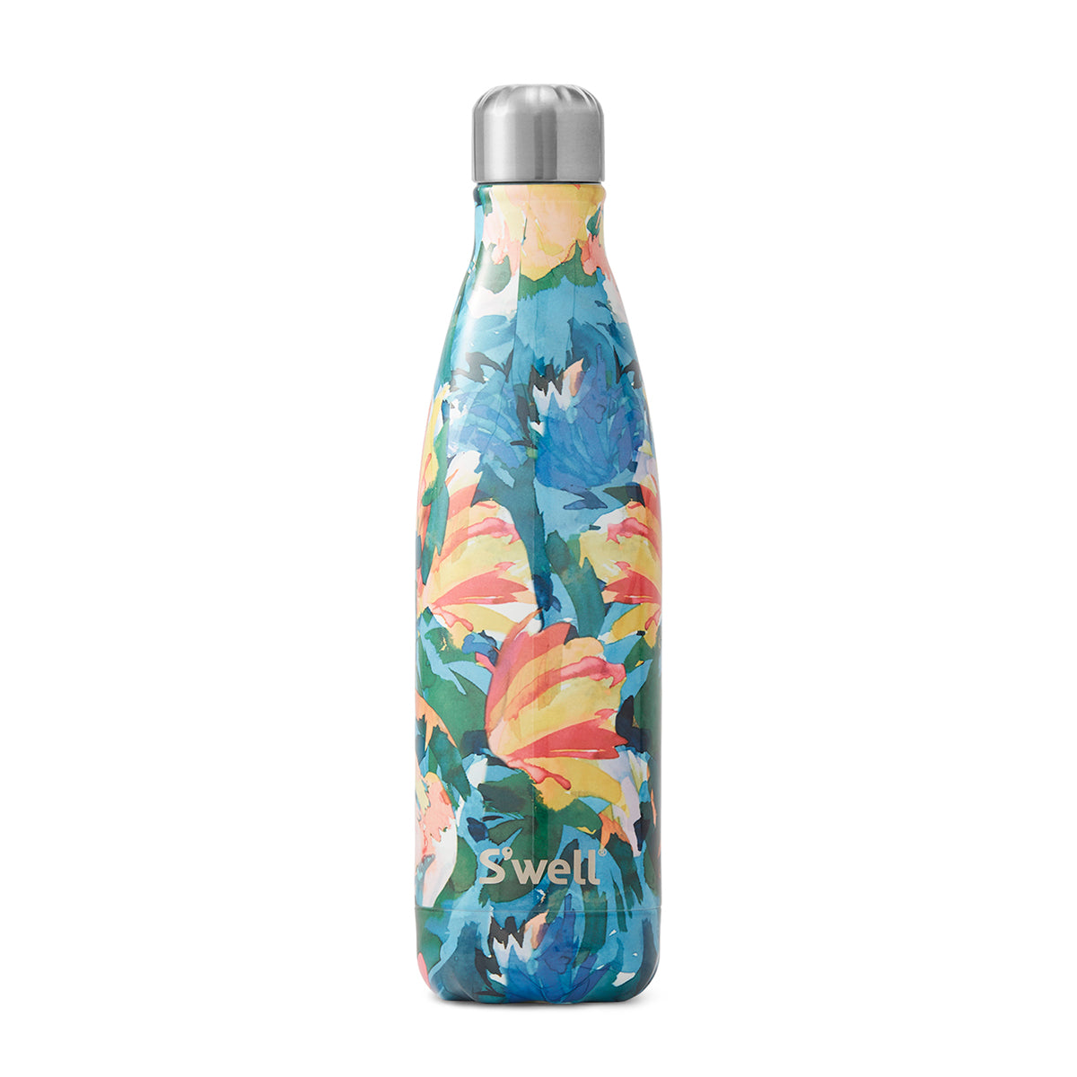 S'Well: Water Colour Floral Collection - 500ml Eden