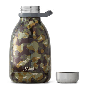S'Well: Roamer Metallic Camo Collection - 1200ml Incognito