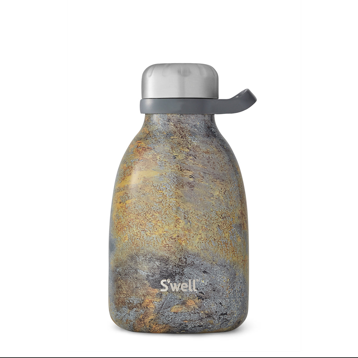 S'Well: Roamer Patina Collection - 1900ml Golden Fury