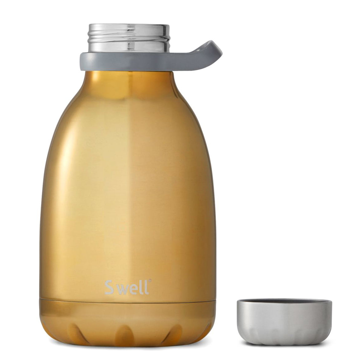 S'Well: Roamer Metallic Collection - 1900ml Yellow Gold
