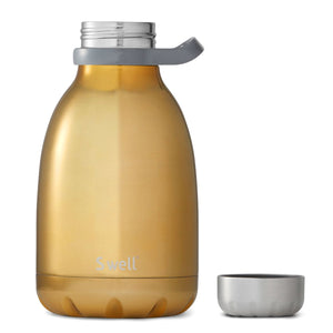 S'Well: Roamer Metallic Collection - 1200ml Yellow Gold