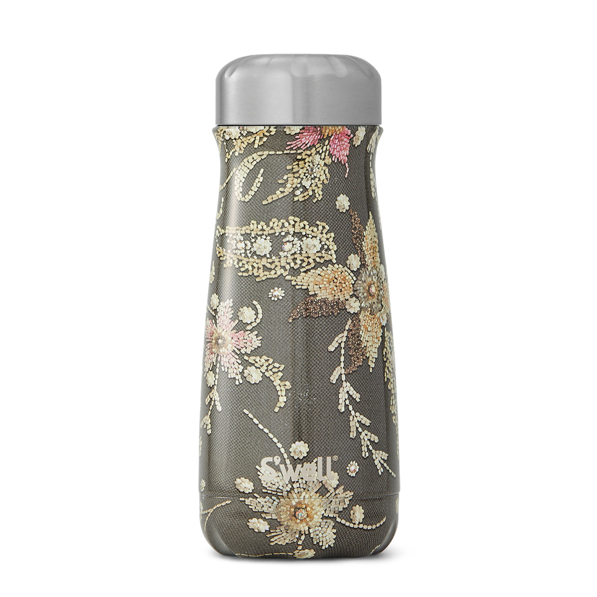 S'Well: Traveler Sequin Collection - 470ml Antique Belle
