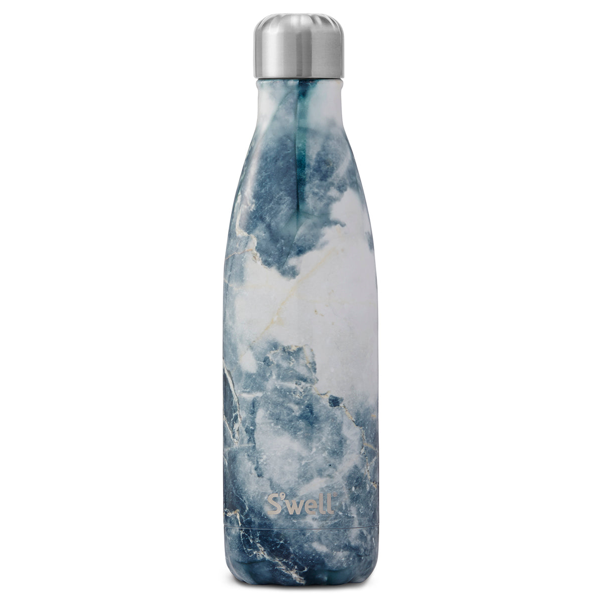 S'Well: Elements Collection - 500ml Blue Granite