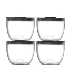 S'Well: S'well Eats Prep Bowl (set of 4) - 290ml