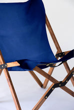 Load image into Gallery viewer, Navy Humphrey Chair