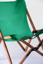 Load image into Gallery viewer, Italian Green Humphrey Chair