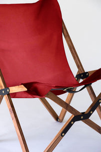 Red Humphrey Chair